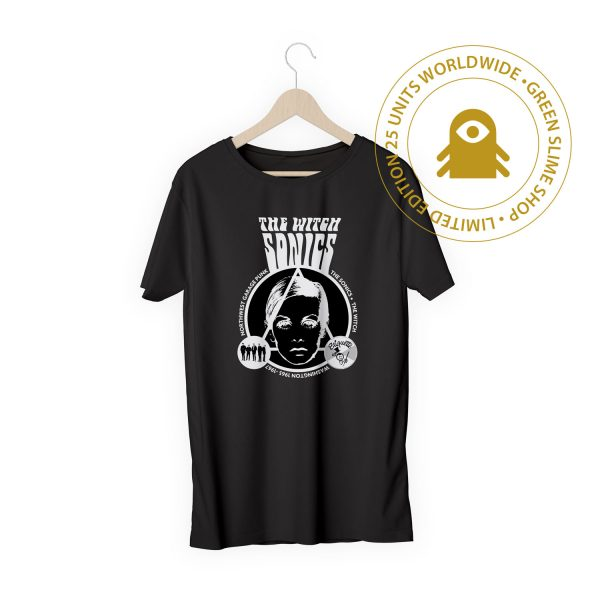 The Sonics The Witch T-Shirt