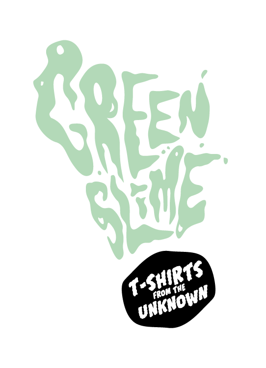 Green Slime T-shirts