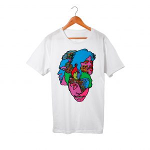 Love Forever Changes T-Shirt Front