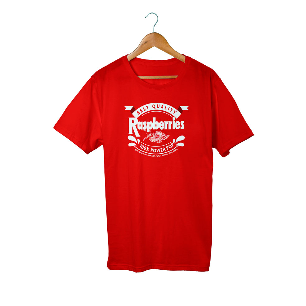 Raspberries Red TShirt