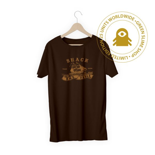Shack HMS Fable Men Women T-Shirt