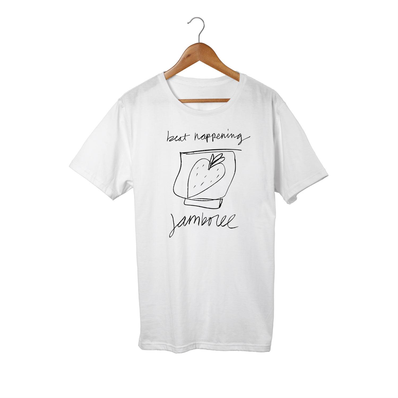 beat-happening-t-shirt-white