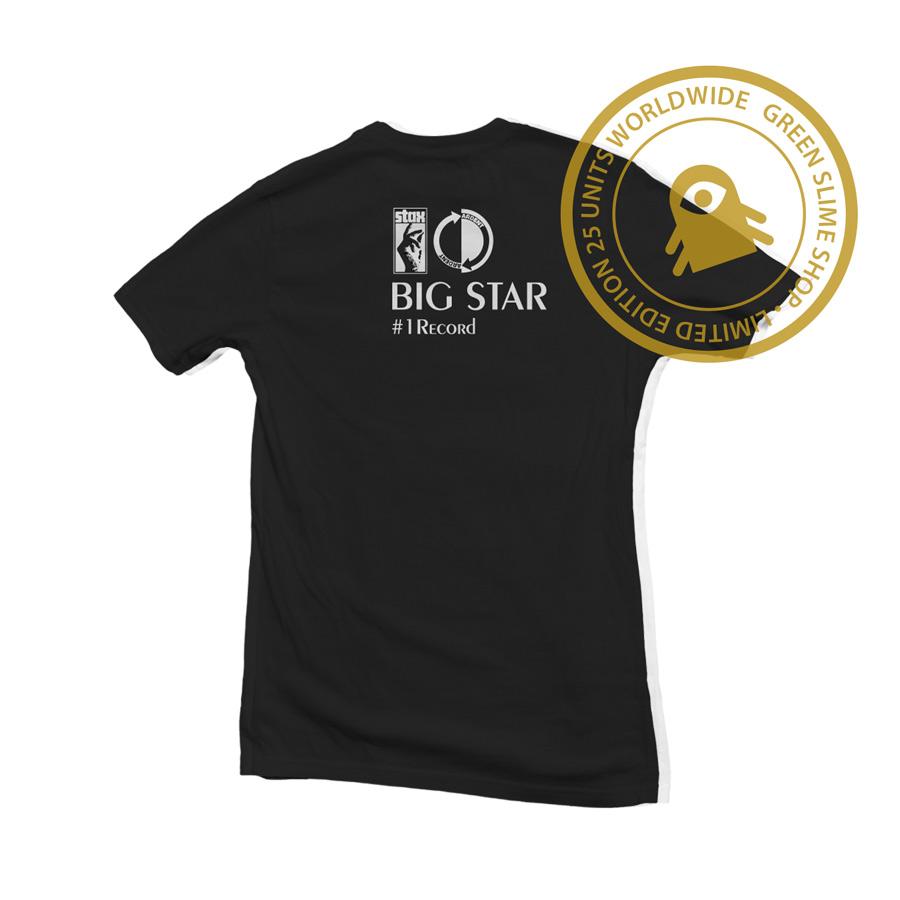 Big Star #1 record back view